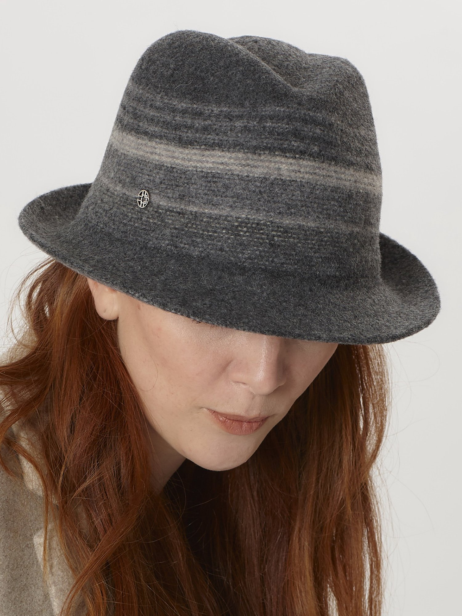 Trilby aus Wolle